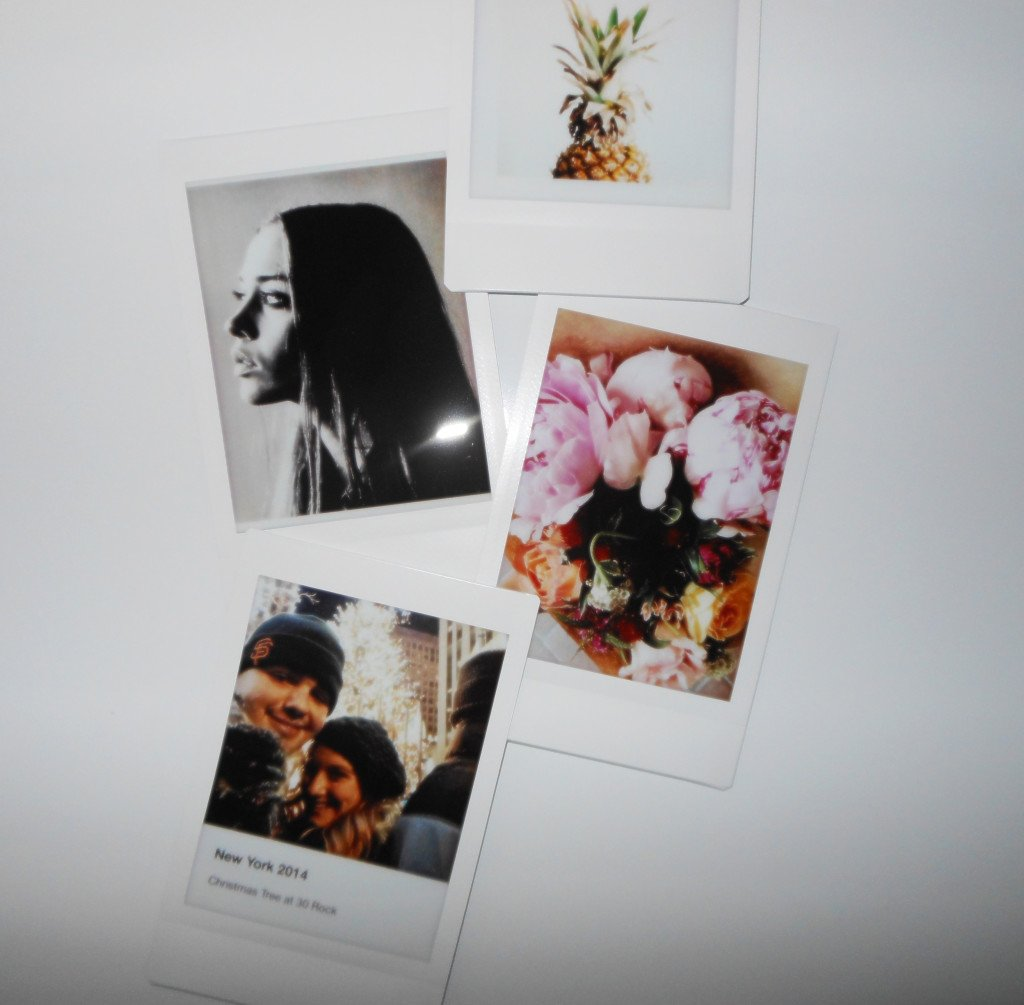 Tech Obsession: Instax Smartphone Printer