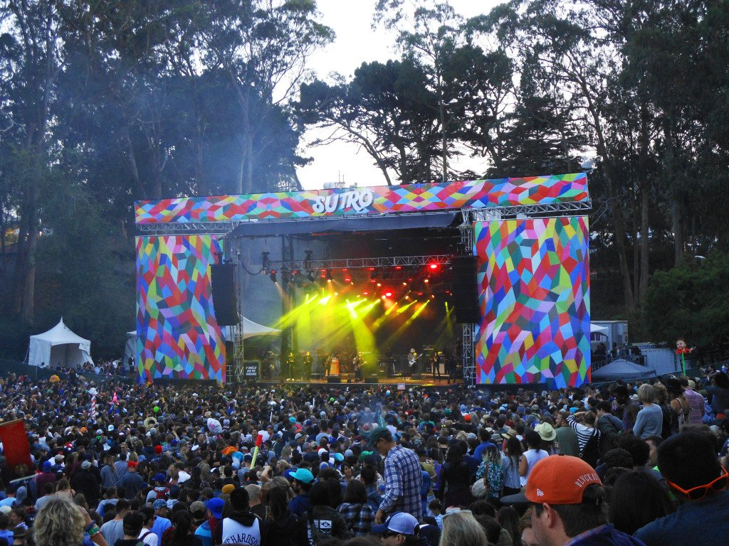 Outside Lands Day 1