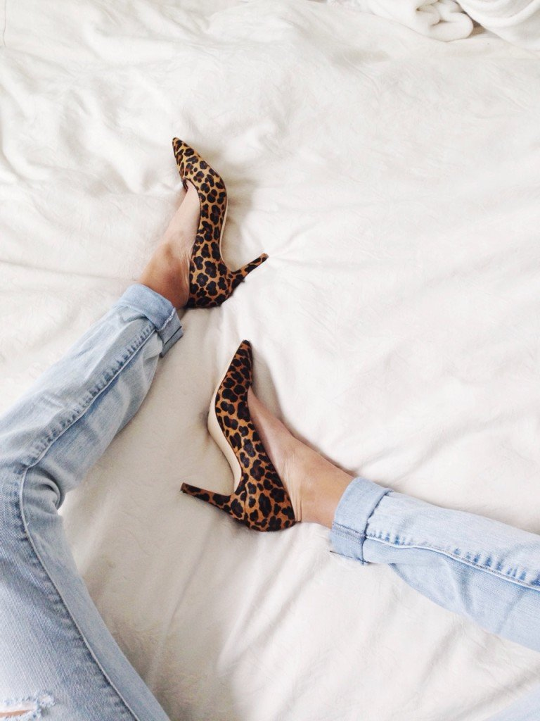 5 Leopard Print Shoes You Need Right Now