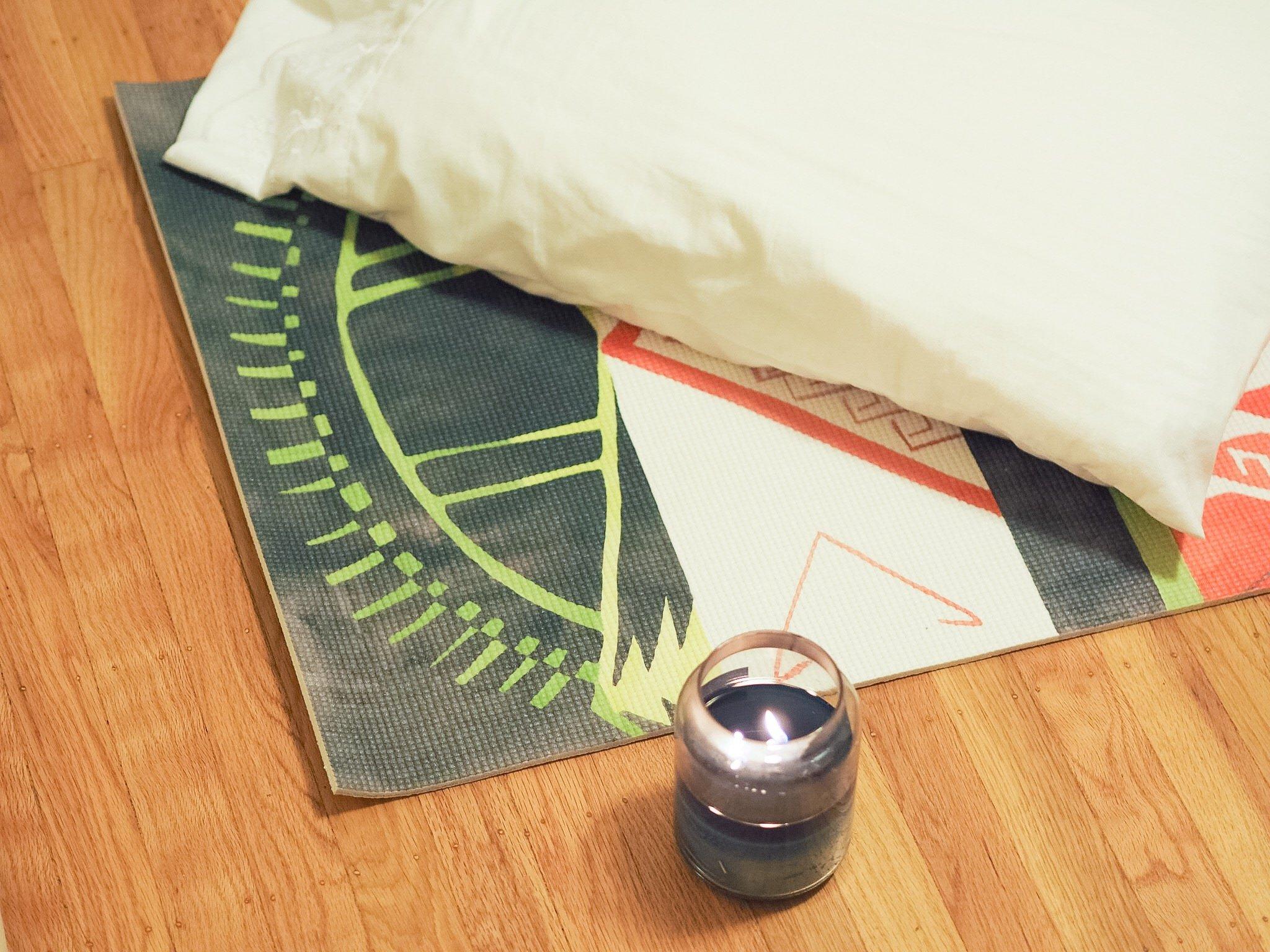 Yoga For Better Sleep