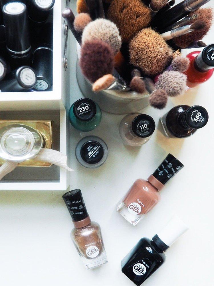 DIY Gel Manicure