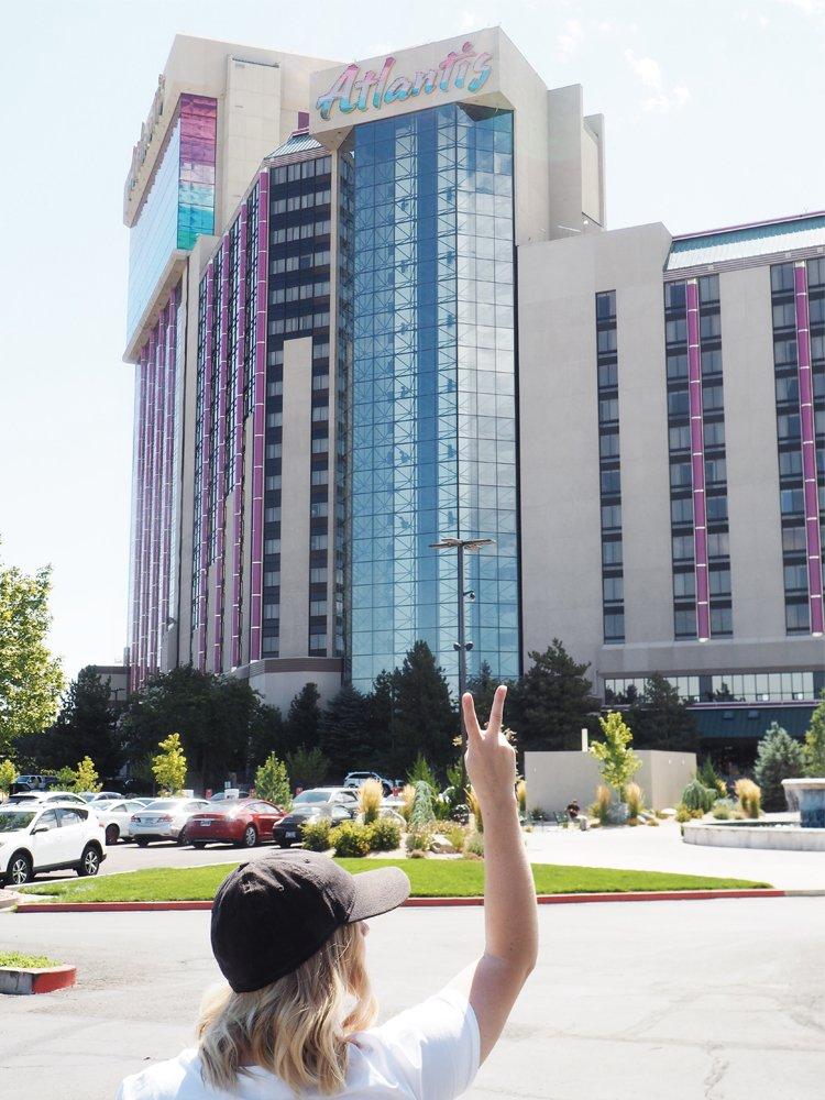 A Weekend at Atlantis Casino