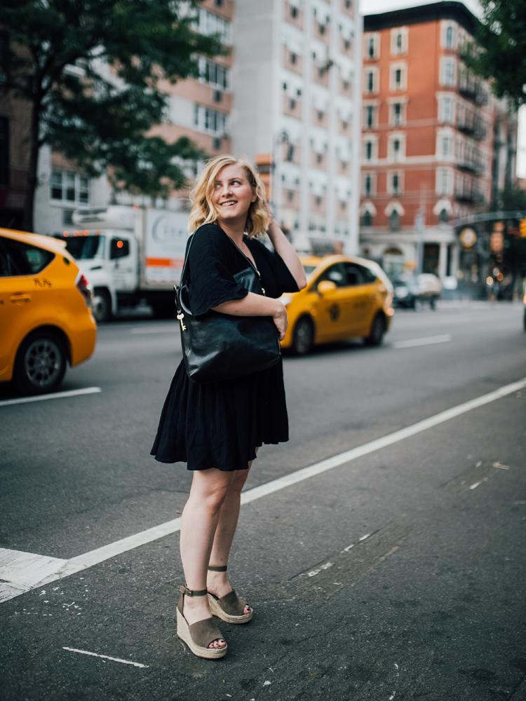 Behind the Scenes: NYFW 2017